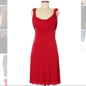 Bailey 44 Red Dress